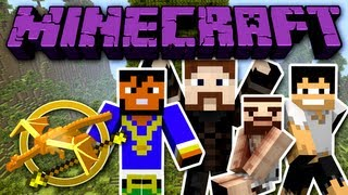 Minecraft Survival Games - Churrasco (c/ Nioblo, Dudas e Rodra)