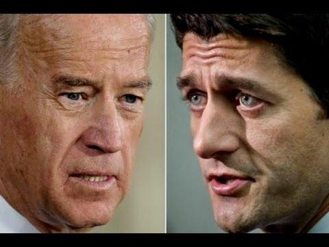 Biden-Ryan Debate: The Preemptive Plans