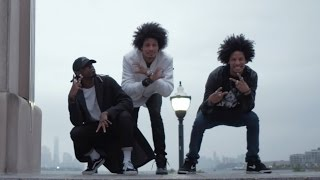 Les Twins and Boubou in NYC | Kehlani - CRZY