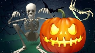 scary funny halloween stories compilation for kids short cartoon spiderman ice age squirrel minions