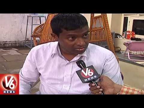 Police Arrests Fake Baba For Cheating People In Warangal | V6 News
