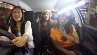 Juke LoudnRoll Video versi Silvana Saniy, Dea Monika, dan Nurul Apriani