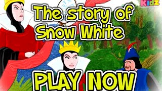 The story of Snow White - in Hindi ( for Nursery Kids ) | Kids Rhymes