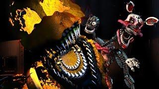 HAPPY HALLOWEEN   Five Nights at Freddy's Halloween Update - Part 1