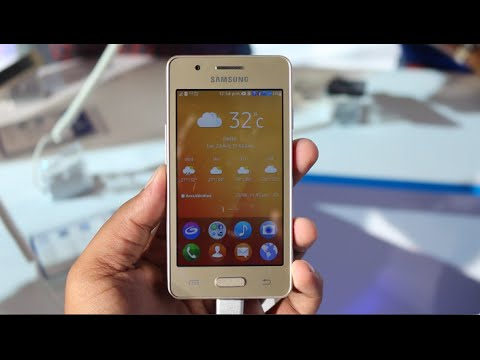 Samsung Z2 Hands on, Camera, Features (Tizen OS)