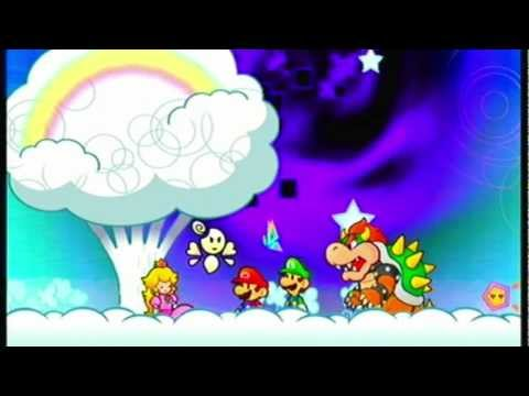 Super Paper Mario 97 Chapter 7 3 3 5 The Sleeping Princess