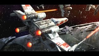 STAR WARS Rogue Squadron II: Rogue Leader Final Level and Ending