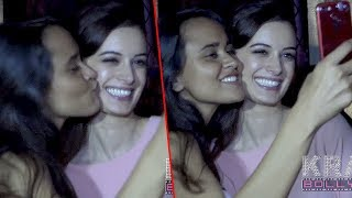 Evelyn Sharma FAN KISS Her While Taking a Selfie - VIDEO