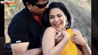 Uncensored : HOT veena malik HOT SCENE in Nagna Satyam Telgu movie