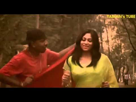 Bangladeshi Actress Popy Hot Saree Navel Song HD] (HD)