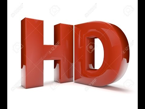 How to Convert any Low quality Video to 1080p HD - 2017