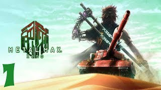 Metal Max Xeno Walkthrough Gameplay Part 1 - No Commentary (PS4 PRO)