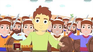 Book Of Judges I Old Testament Stories I Animated Children