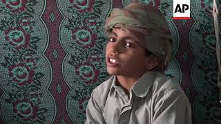 ONLY ON AP Houthi rebels press children into armed service