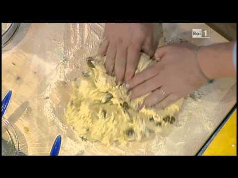 Gabriele Bonci Focaccia alle olive.avi