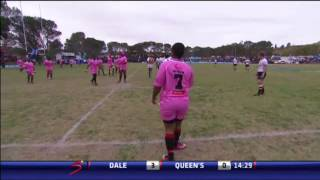 Dale College v Queens (First Half)