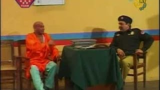 Babu Baral and Sohail Ahmed Best Stage Drama - Kali Chadar Full Comedy