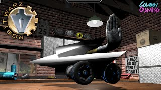 ROBIT WARZ (not robot wars...) | Robot Arena 3 | Indie Game