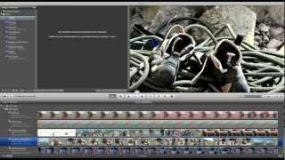 iMovie 11 Trailer richtig bearbeiten