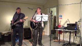 Beatles (Things we said today cover) Mark Lawler Live at the Arncliffe Open mic