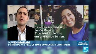 Iran: Environmental activism in the firing line