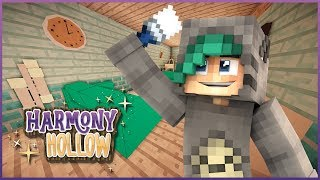 MY HOUSE IS ADORABLE!- Minecraft: Harmony Hollow SMP - S4 Ep.10