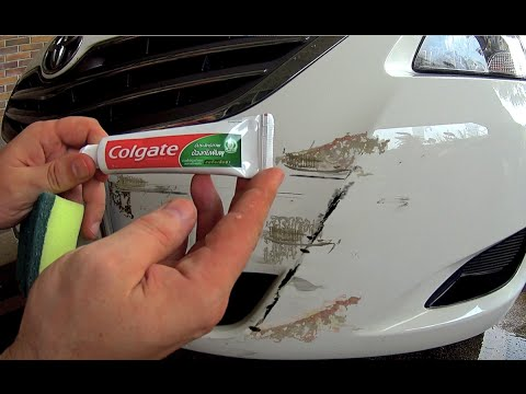 Xxx Mp4 How To Remove Scratches From The Car At Home Using Toothpaste How To Fix Scratches On Car 3gp Sex