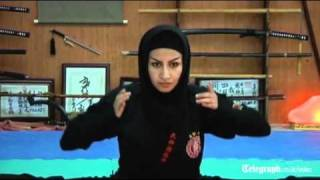 Iran trains female ninjas as assassins