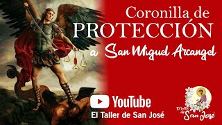 1 de 1 Agustín del Divino Corazón Coronilla de protección