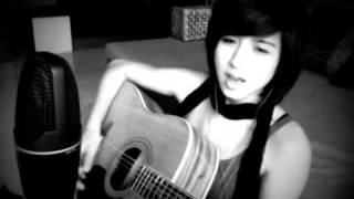 """My favorite videos acoustic by :steph micayle Cover(""""Christina Perri"""" - A Thousand Years)"""