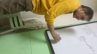 تخيلو ان ده مدرس !! مدرس كيميا يشرح بطريقه مسخره جدا لازم تشوف الفيديو 😂