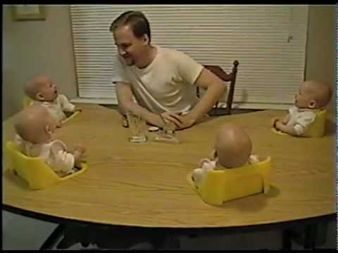 Laughing Quadruplets The Next Day