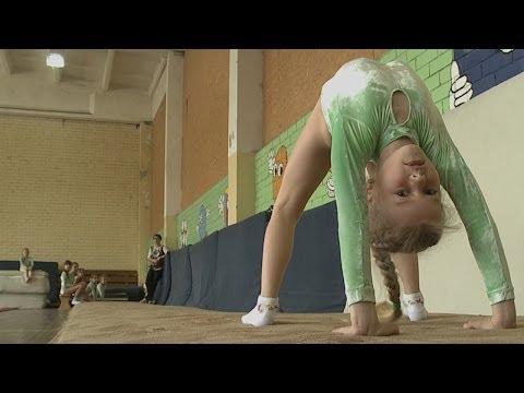 ᴴᴰ GYMNASTICS COMPETITION 2014 Спортив� ая Гим� астика Дети Девочки
