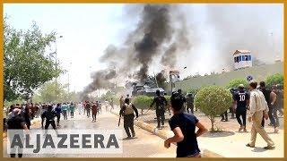 🇮🇶 Death toll rises in southern Iraq protests | Al Jazeera English