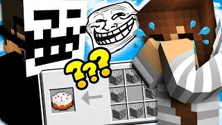 TROLLING MY WIFE!! WHAT IS MINECRAFT?! #1