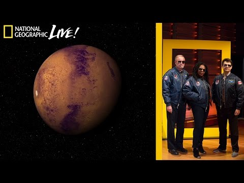 Sending Humans to Mars How Will We Do it Nat Geo Live