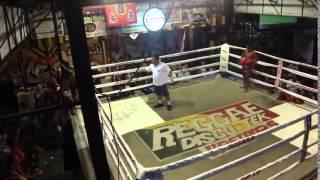 Un combat de Boxe qui tourne mal !