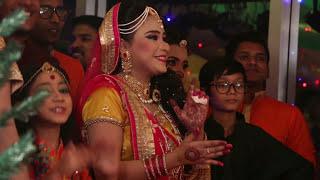 Sabuj & Anika's Haldi Night Dance Performence