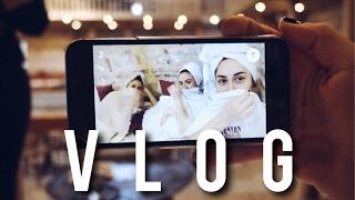 Benimle Bir Gün Vlog // Meşhur kolyem nereden?, Hamam sefası, Kanalımın 1. yılı