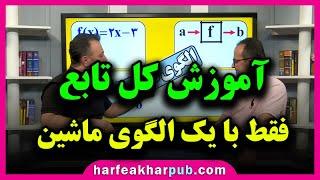 ریاضیات منتظری موسسه حرف آخر  ترکیب توابع ۲