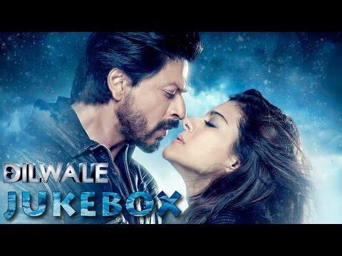 Dilwale Jukebox Shah Rukh Khan Kajol Varun Dhawan Kriti Sanon