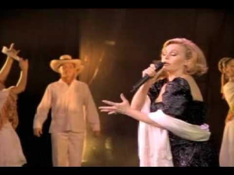 Rocío Dúrcal y Juan Gabriel La incertidumbre 1997