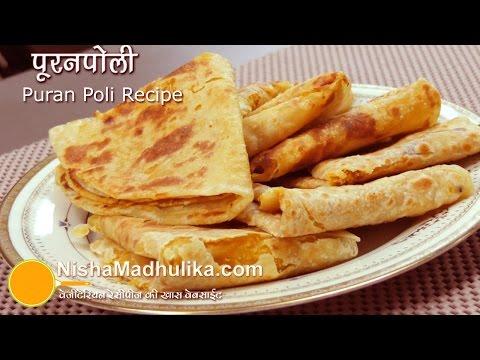 Xxx Mp4 Puran Poli Recipe Maharashtrian Pooran Poli Sweet Puran Poli Tel Poli 3gp Sex