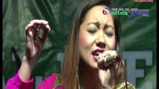 new nepali song sustari sustari by shreya sotang, Aawaz Online TV