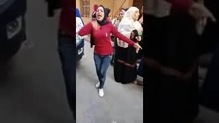 فتاه ترقص على مهرجان حمو بيكا ابراهيم الابيض 2018 حصريا