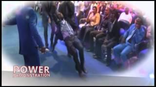 POWER DEMONSTRATION - Bro. Joshua Iginla