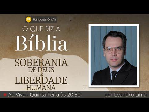 Xxx Mp4 06 Soberania De Deus X Liberdade Humana Com Leandro Lima 3gp Sex
