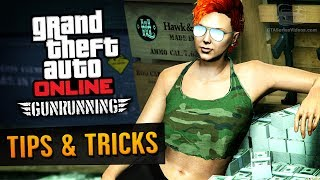 GTA+Online+Guide+-+How+to+Make+Money+with+Gunrunning+DLC