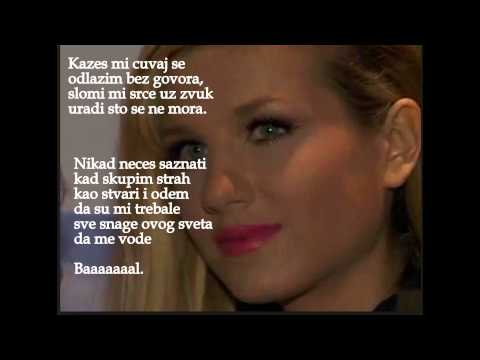 Nevena Bozovic- Bal (tekst)