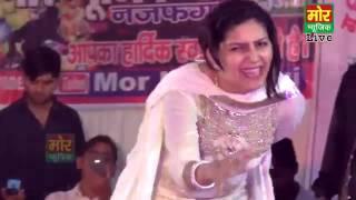 Sapna New Dance    Joban Ka Bharota    Munirka Delhi Compitition    Mor Music Co